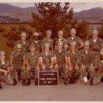 Oberholtzer (75) Plt Cmdr Infantry Training School 1st Mar Div