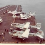 A-6 squadron on CVA 65
