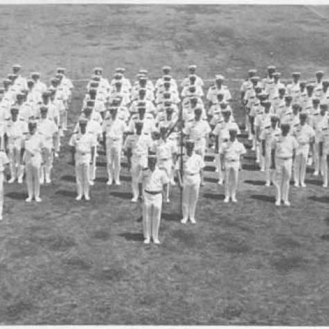 Battalion Formation 1944
