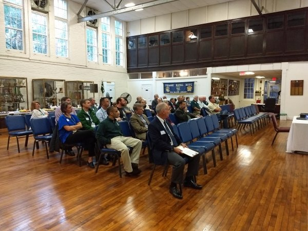 2018 General Meeting of the Tulane NROTC Alumni Association and Homecoming Reception