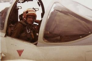 Bobby in EA6A Dec 72