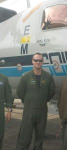 Lt Patrick L Ruth Tulane NROTC 2008