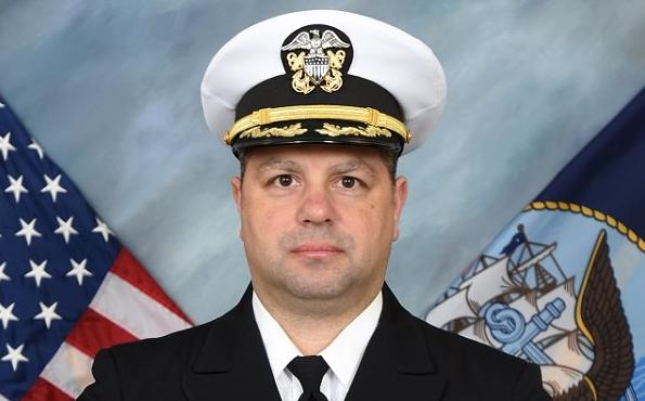Captain Daniel Senesky