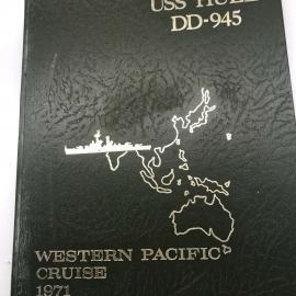 West Pac DD 945 1971
