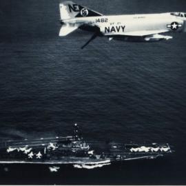 Inbound F-4