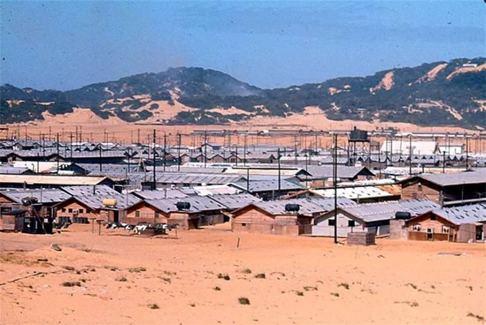 Logistics Supply Base Cam Ranh Bay