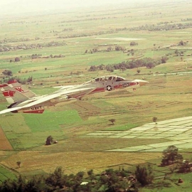 F4-A from VF-1 over Vietnam