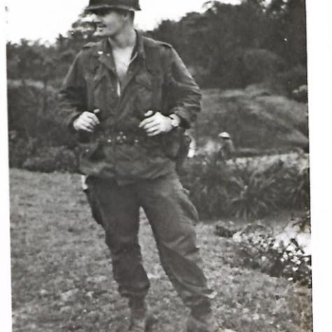 Lt. Andrews. winter of 1966-67