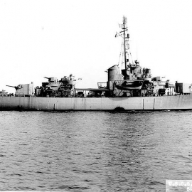 USCGC Ponchartrain WHEC70