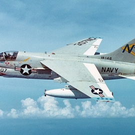 A-7E_Corsair_II