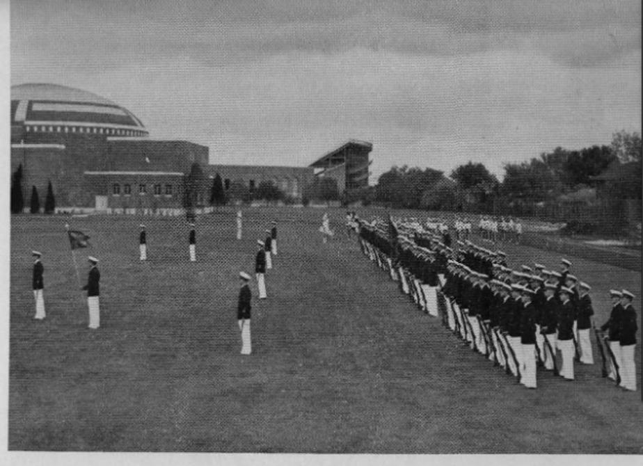 Tulane NROTC Battalion 1940