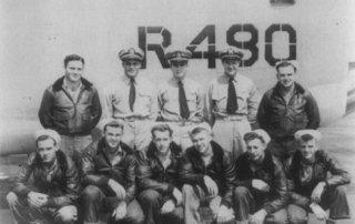 """Crew of PB4Y """"Rugged Beloved"""""""