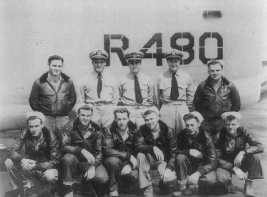 "Crew of PB4Y ""Rugged Beloved"""