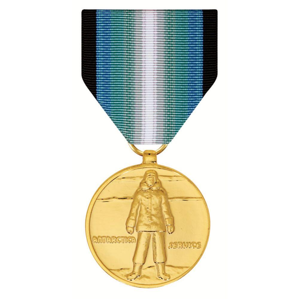 US Navy Antarctic Service Medal