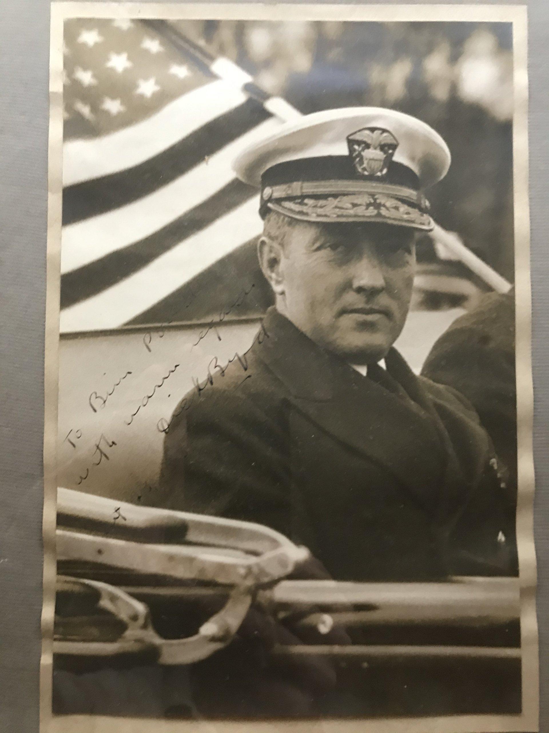Admiral Richard E. Byrd